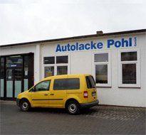 Hof des Lackhändlers Pohl in Kassel